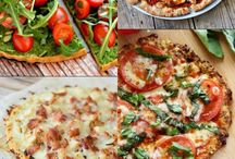Healthy Pizza Recipes