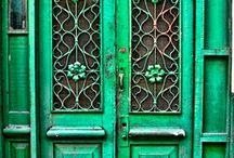 Doors / by Linda Deyton