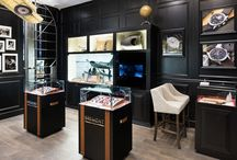 jewellery shop interior