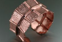 Copper Cuffs /  A copper cuff can be worn alone or in combination with other bracelets. Mix a variety of mis-matched copper cuffs of varying weights and thicknesses. Or blend a striking copper cuff with bangles or other bracelets in your collection. They're suitable for a casual outfit for an afternoon out with friends or a more formal look for a night out on the town or your friend's wedding. Versatility – that is the copper cuff bracelet!