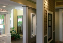 Doors & Windows / Doors and Windows add style, character, and efficiency to your home or building. The experts at rk MILES will help you select the best millwork, decorative hardware, stairs, and more to suit your needs.