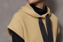 hood knitwear