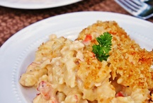 Mac n Cheese / by Tracey Fasse