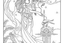 angels & goddesses