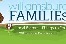 Weekly List of Things to do in Williamsburg VA