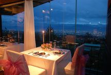 The Peak Resort Dining / One of The Most Romantic Place to go in Bandung, Indonesia