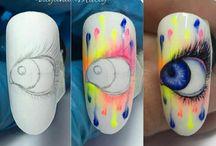Nail Art | eye