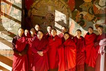 Holidays to Bhutan / The Kingdom of Bhutan nestles in the high Himalaya between India and China. Closed to the outside world for centuries, this remote land is now welcoming foreign visitors to experience the natural beauty of its landscapes and the harmony of its traditional way of life.  www.world-discovery.co.uk