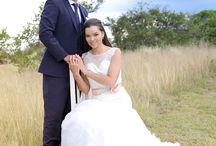 Terrie and Marlon's, vintage wedding / Weddings