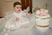 Christening Gowns - Rompers - Dresses / www.littledream.com.au
