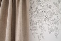 Curtain fabric and Wallpaper - Ralph Lauren Home