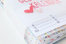 Kalender, Notizen