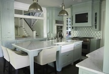 Kitchens / by Angela Witzel Sitompul