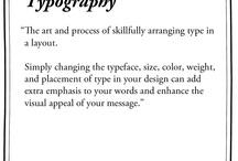 TYPOGRAPHY / by Modrie Payne