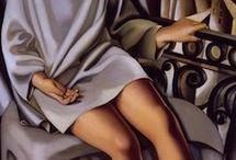 Tamara de Lempicka / L'icône des années folles à la gloire de la garçonne et de la femme émancipée.