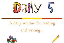 The Daily 5 / by Erin Gray