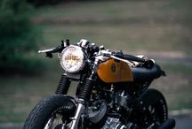 Cafe racers etc