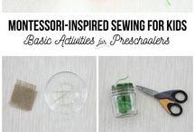 Homeschooling Sewing
