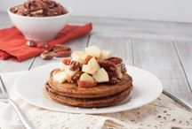 SEARCH FOR THE PERFECT PALEO PANCAKE