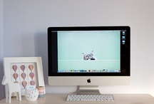 Mac Desks / Awesome collection of Mac Workspaces