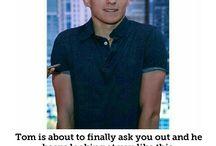 Tom Imagines