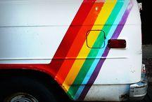 love rainbows.
