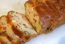 Cuisine - Cake salé