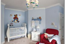Newborn place / H.ow to prepare a some space for newborn child? There is a few inspiration  Space for newborn child.