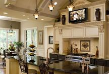Kitchens! / by Cathy Couri