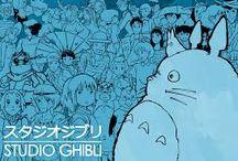 estudio guibli / anime guibli