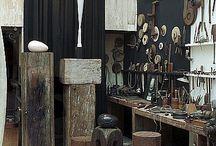 ateliers /studio's
