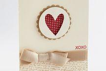 Valentine cards / Valentine's day cards
