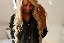 Hair/Make-up/Nails:) / by Jordan Leicht
