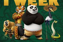 Kung Fu Panda / The latest pins from DreamWorks' KUNG FU PANDA 3, in theaters January 29th!