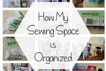 Sewing Space/Storage