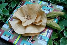 coffee filter flowers / by zurina Is