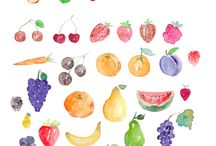 Watercolors
