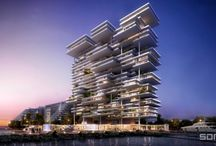 Exclusive Lifestyle / Luxury penthouses around the world