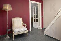 Paneeldeuren / Paneeldeuren met een mooie profilering in verschillend stijlen
