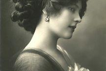 porträtt 1900-