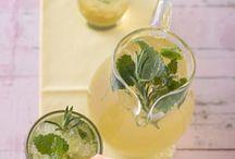 Limonaden/ Kalte Getränke /Sirup
