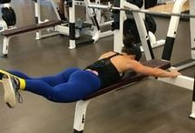 glutes and legs