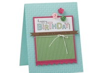 Cards - Stampin Up Bring On the Cake