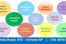 Projetos para experimentar / Marketing Digital