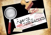 agents secrets party