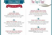Fed up challenge!!!! / No sugars / by Russell n Robin Glenn