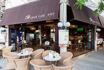Gran Café 1919 / Cafetería de temática modernista de inicios del s.XX en la cual podrás disfrutar de las mejores tartas, helados y snacks, con un trato único y personalizado.