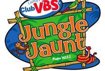 Jungle Jaunt Crafts (2013)