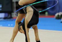 rythmic gymnastics hoop