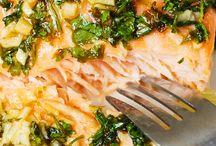 Cook- seafood/fish